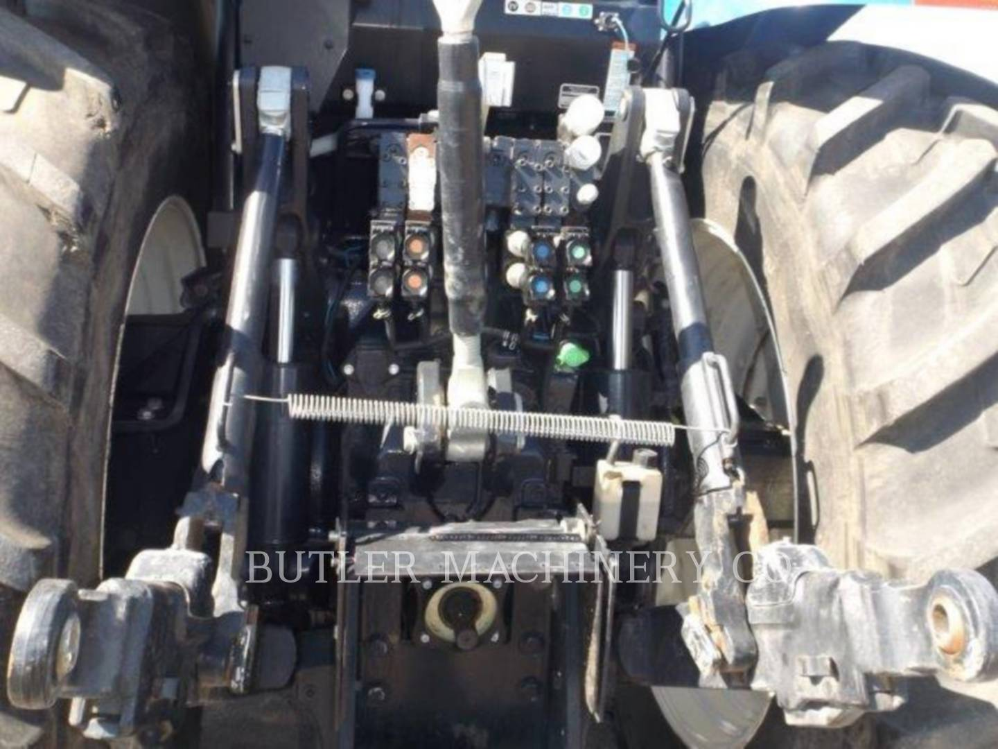 Detail photo of 2013 Ford T7.235 from Construction Equipment Guide
