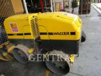 Equipment photo WACKER CORPORATION RT82-SC 压路机 1