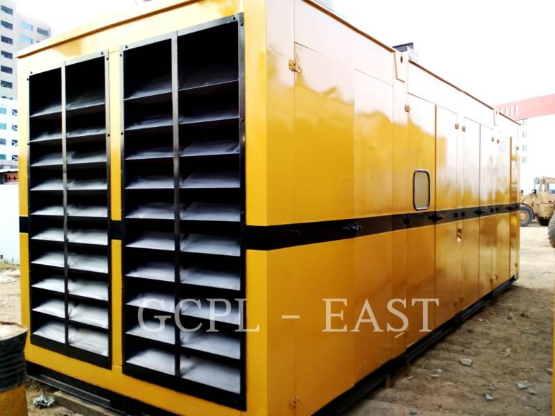 CATERPILLAR STATIONÄR – DIESEL (OBS) 1010 KVA equipment  photo 1