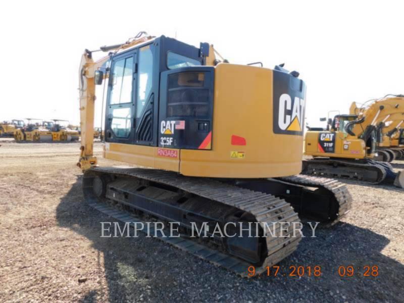 CATERPILLAR EXCAVADORAS DE CADENAS 325FLCR equipment  photo 3