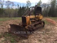 Equipment photo DEERE & CO. DER 450C TRACK TYPE TRACTORS 1