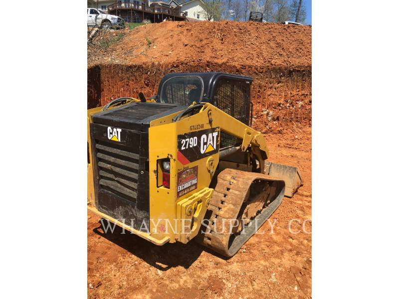 CATERPILLAR DELTALADER 279D equipment  photo 4