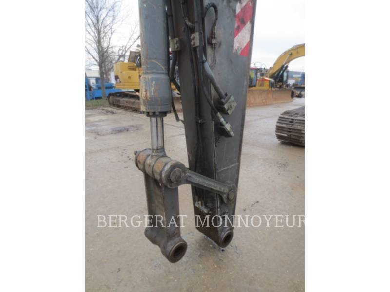 VOLVO CONSTRUCTION EQUIPMENT TRACK EXCAVATORS EC210BLC equipment  photo 18