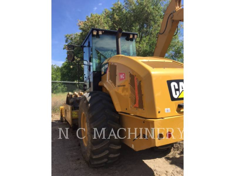 CATERPILLAR PAVIMENTADORES DE ASFALTO CP56B equipment  photo 1