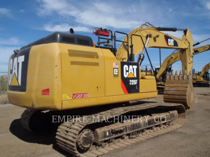 CATERPILLAR ESCAVATORI CINGOLATI 326FL equipment  photo 2