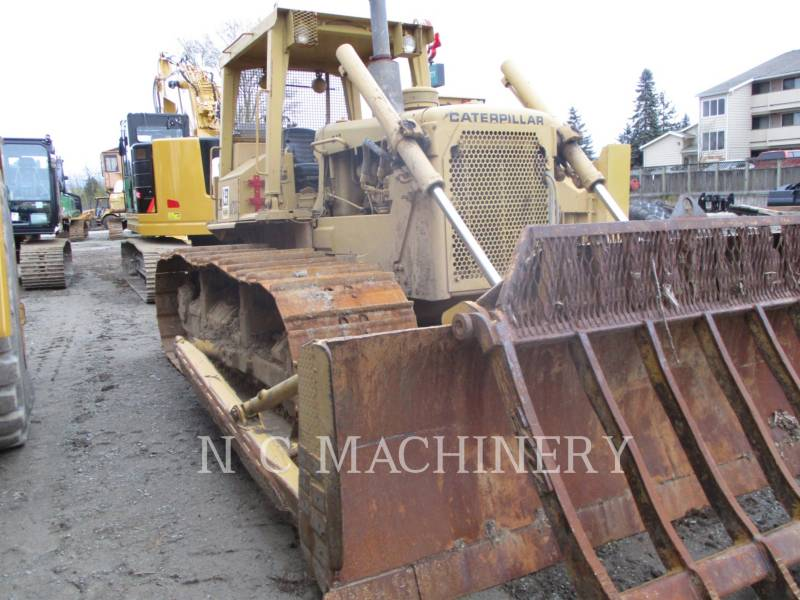 CATERPILLAR KETTENDOZER D6D equipment  photo 7