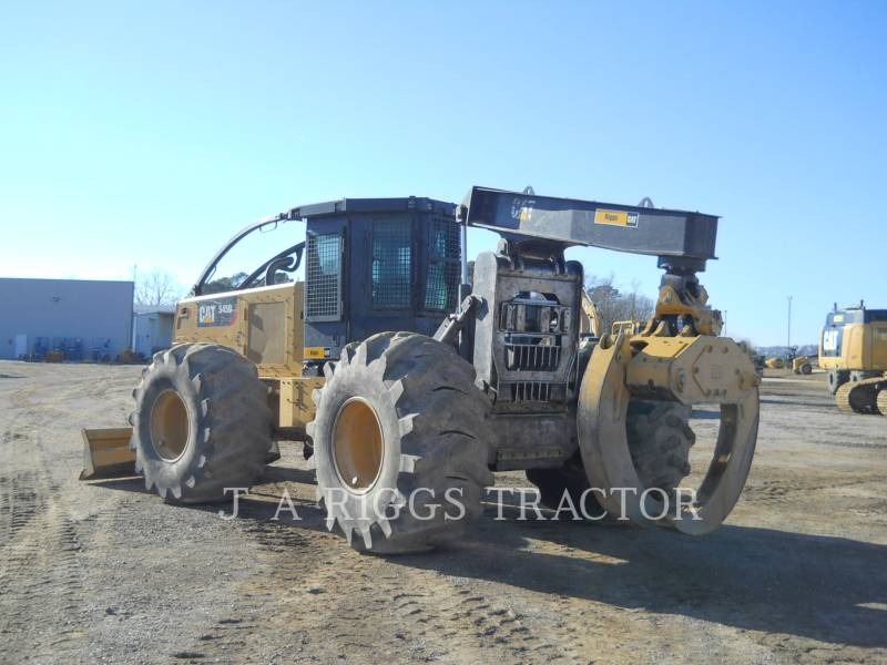 CATERPILLAR 林業 - スキッダ 545D DF equipment  photo 3
