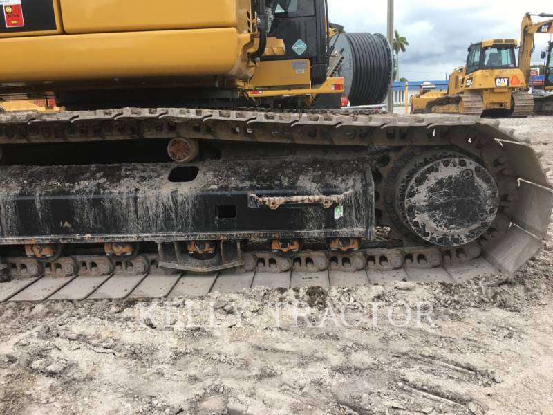 CATERPILLAR KETTEN-HYDRAULIKBAGGER 320FL equipment  photo 12