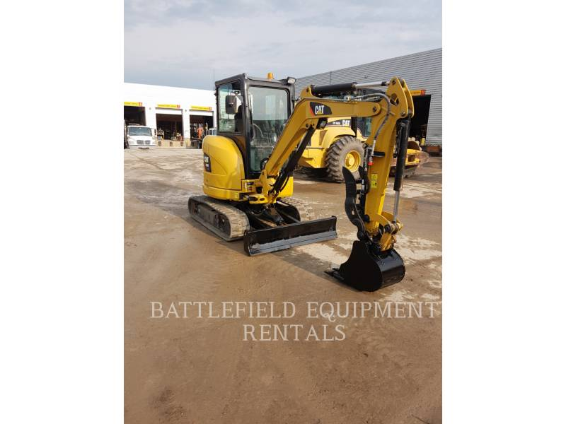 CATERPILLAR KETTEN-HYDRAULIKBAGGER 303ECR equipment  photo 1
