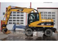 CATERPILLAR EXCAVADORAS DE RUEDAS M313C equipment  photo 1