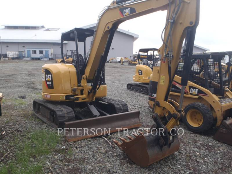 CATERPILLAR PELLES SUR CHAINES 305.5E CR equipment  photo 2