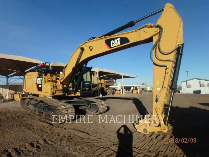 CATERPILLAR EXCAVADORAS DE CADENAS 330FL equipment  photo 1