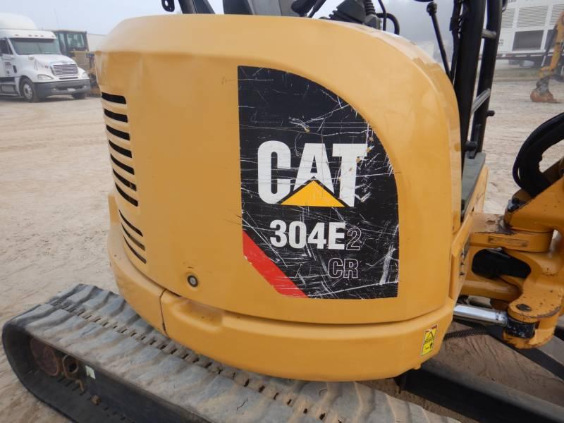 CATERPILLAR ESCAVADEIRAS 304 E2 CR equipment  photo 24