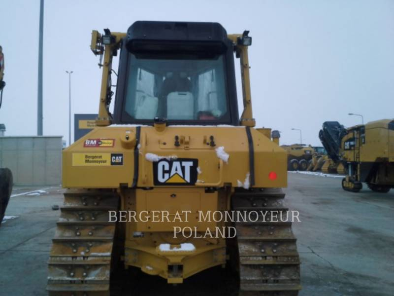CATERPILLAR CIĄGNIKI GĄSIENICOWE D 6 N XL equipment  photo 8