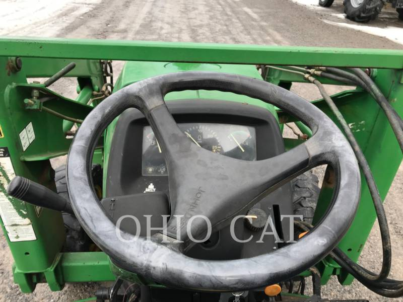 JOHN DEERE С/Х ТРАКТОРЫ 4310 equipment  photo 7