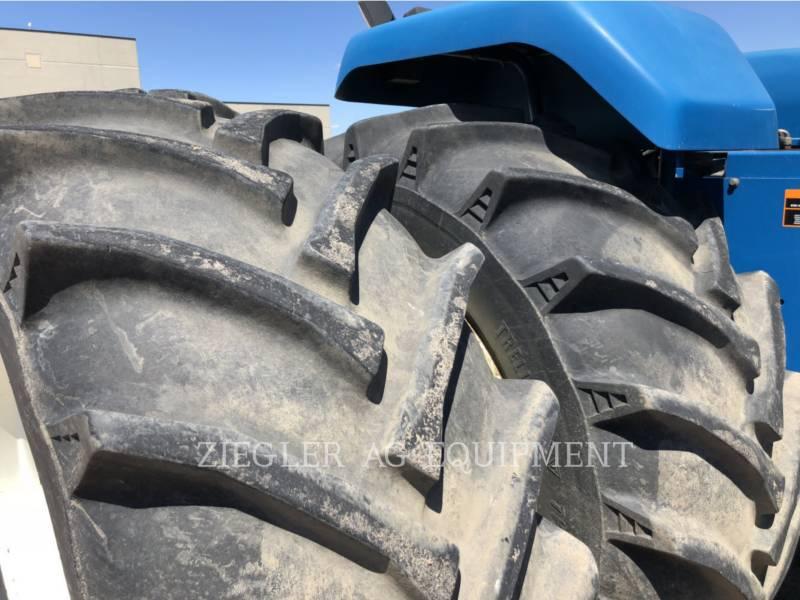 NEW HOLLAND LTD. TRACTEURS AGRICOLES 9680 equipment  photo 13