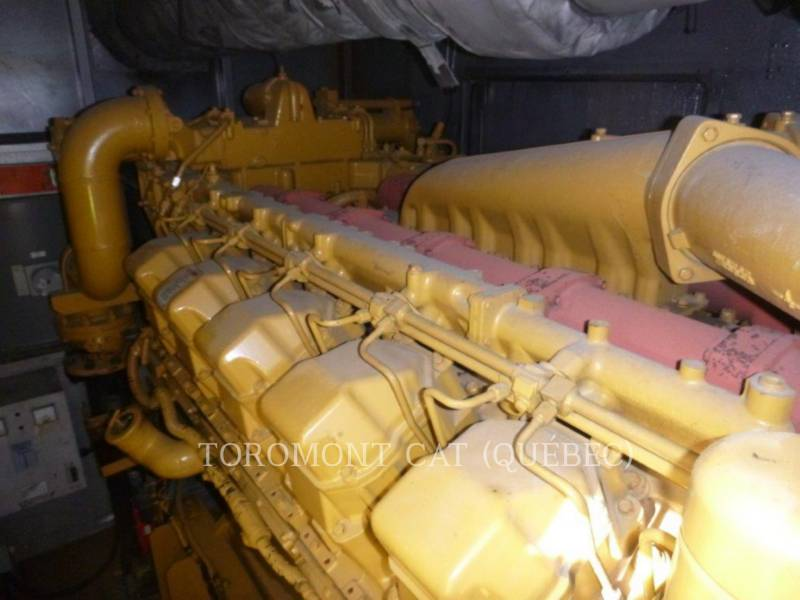 CATERPILLAR MODULES D'ALIMENTATION HQ1000_3512_347/600V equipment  photo 6