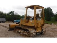 CATERPILLAR TRACK TYPE TRACTORS D4C LGP equipment  photo 3