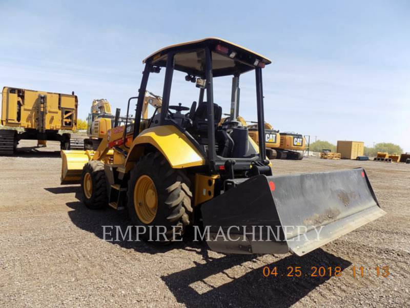 CATERPILLAR INDUSTRIAL LOADER 415F2IL equipment  photo 3