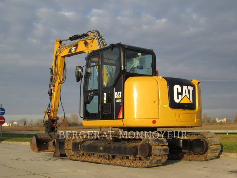 CATERPILLAR KOPARKI GĄSIENICOWE 308E2 CR equipment  photo 2