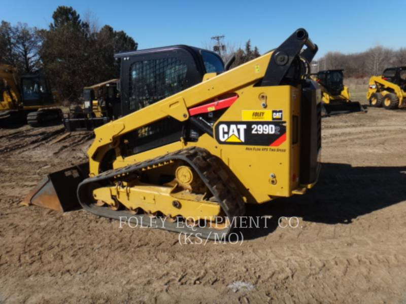 CATERPILLAR SKID STEER LOADERS 299D2XPS2C equipment  photo 4