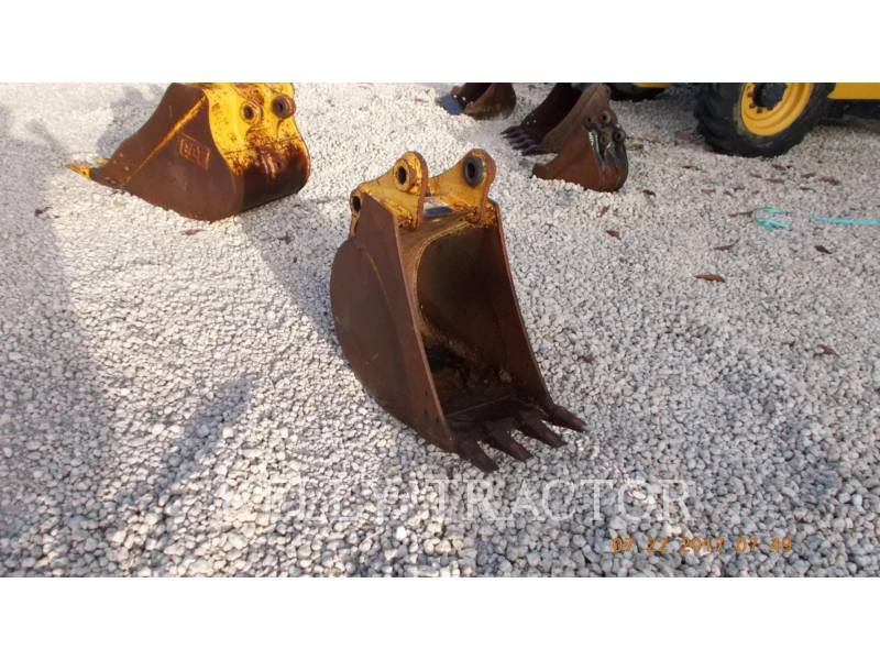 CATERPILLAR WT - CAÇAMBA 18HD BUCKET FOR 308D equipment  photo 1