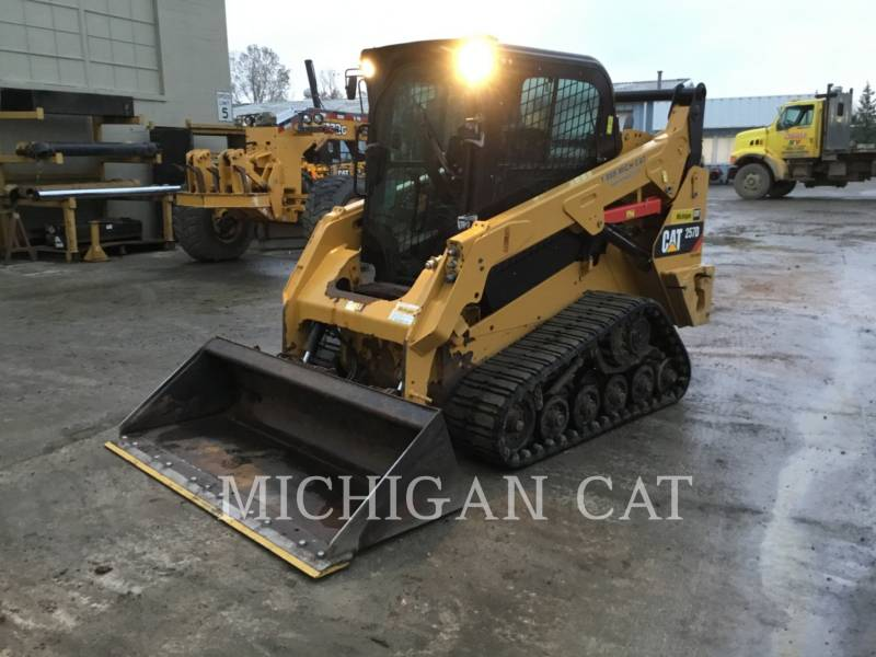 CATERPILLAR CHARGEURS TOUT TERRAIN 257D A2Q equipment  photo 1