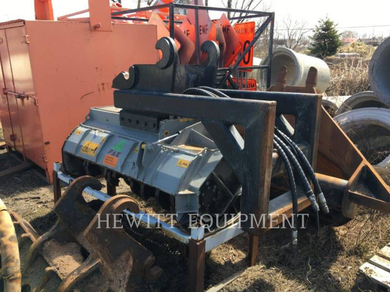 FAE GRINDING EQUIPMENT BRUSH CUTTER, INDUSTRIAL, OTHER UML/HY 150 equipment  photo 1