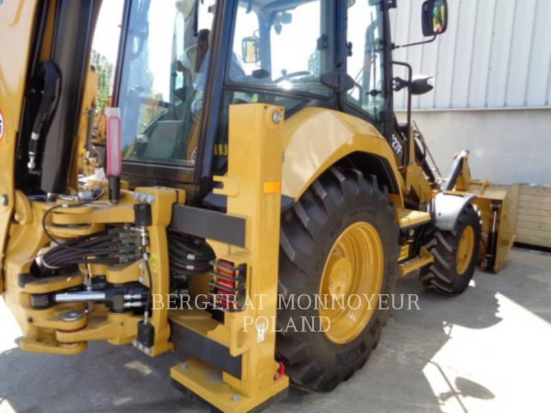 CATERPILLAR RETROEXCAVADORAS CARGADORAS 427 F 2 equipment  photo 4