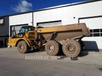 CATERPILLAR KNICKGELENKTE MULDENKIPPER 735B equipment  photo 4