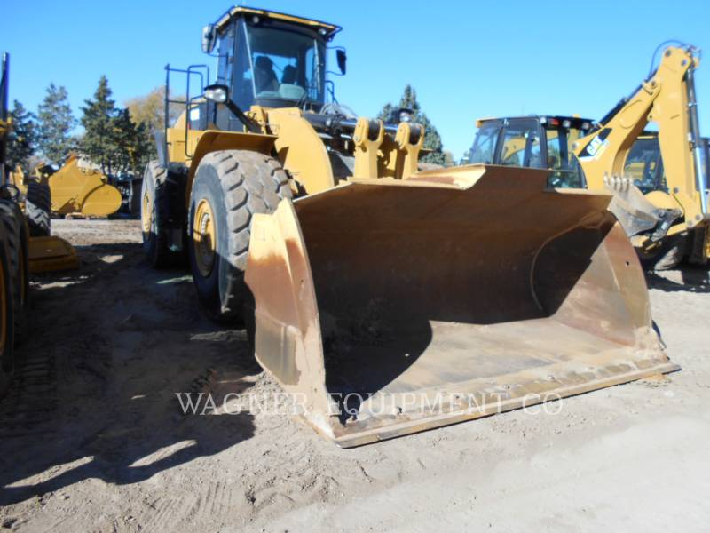 CATERPILLAR CARGADORES DE RUEDAS 980M AG equipment  photo 2