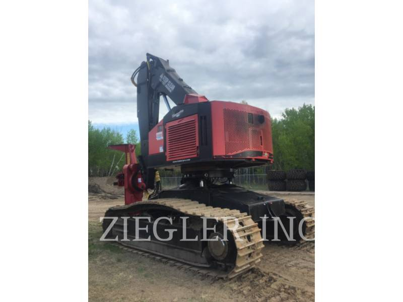 TIMBERPRO FORESTRY - FELLER BUNCHERS - TRACK TL735B equipment  photo 2