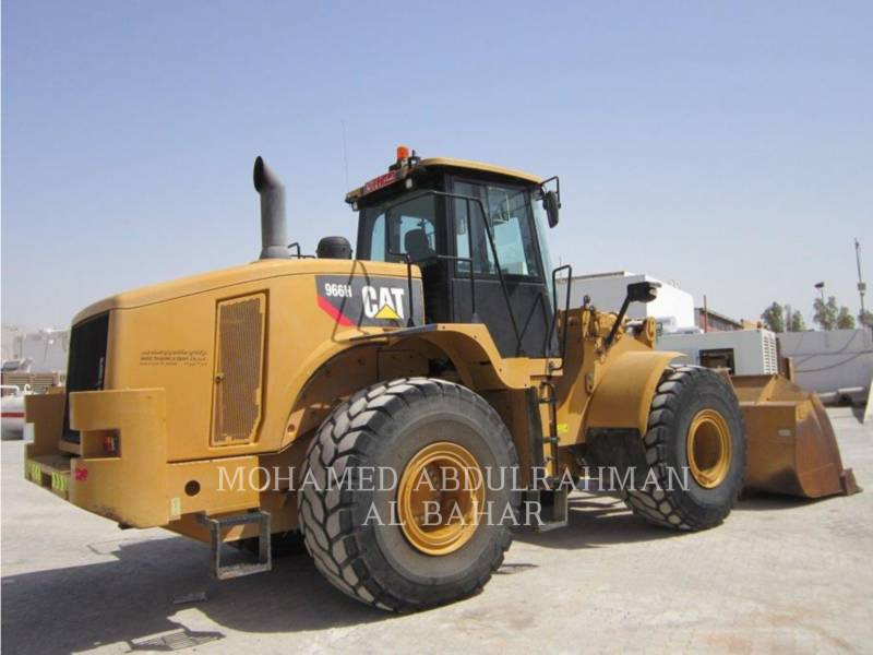 CATERPILLAR CARGADORES DE RUEDAS 966 H equipment  photo 5