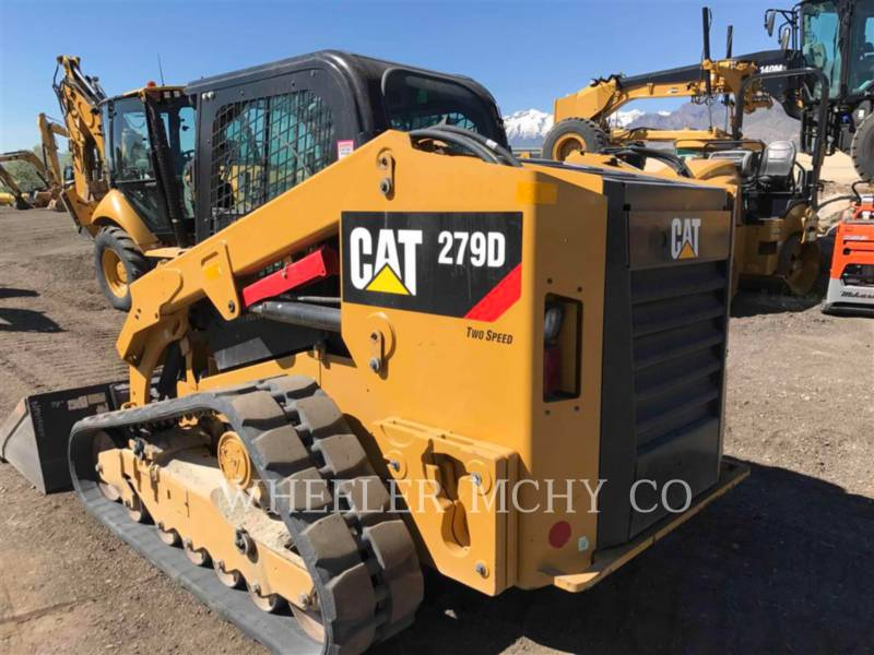 CATERPILLAR MULTI TERRAIN LOADERS 279D C3-H2 equipment  photo 1