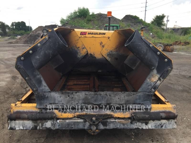 MAULDIN PAVIMENTADORA DE ASFALTO 1750C equipment  photo 6