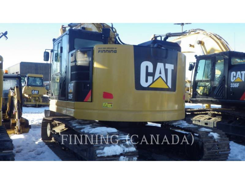CATERPILLAR PELLES SUR CHAINES 325F equipment  photo 2