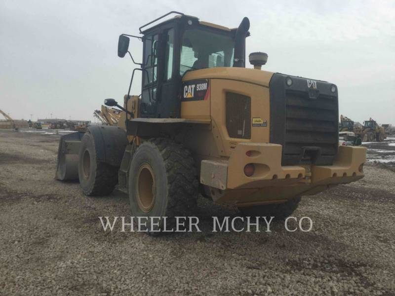 CATERPILLAR WHEEL LOADERS/INTEGRATED TOOLCARRIERS 938M QC 3V equipment  photo 1