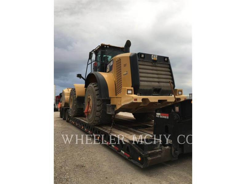CATERPILLAR WHEEL LOADERS/INTEGRATED TOOLCARRIERS 980M AOC T equipment  photo 6