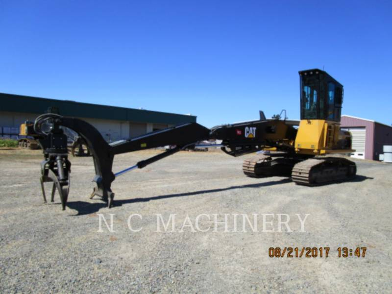 CATERPILLAR LOG LOADERS 320DFMLL equipment  photo 4