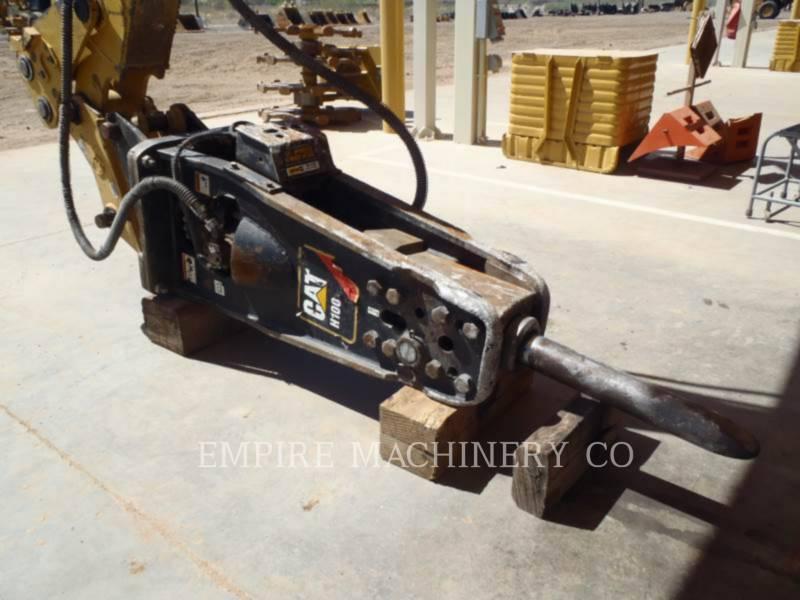 CATERPILLAR WT - ハンマー H100 equipment  photo 1