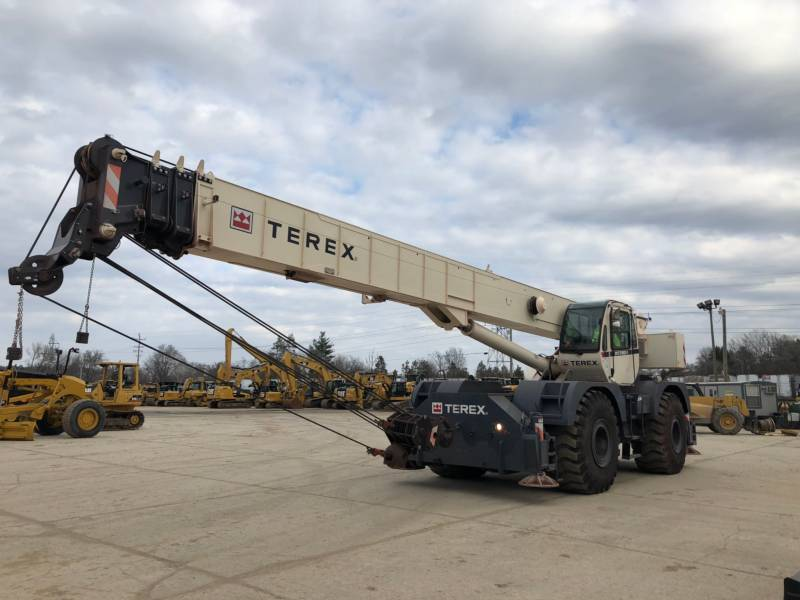 TEREX CORPORATION MACARALE RT780 equipment  photo 1