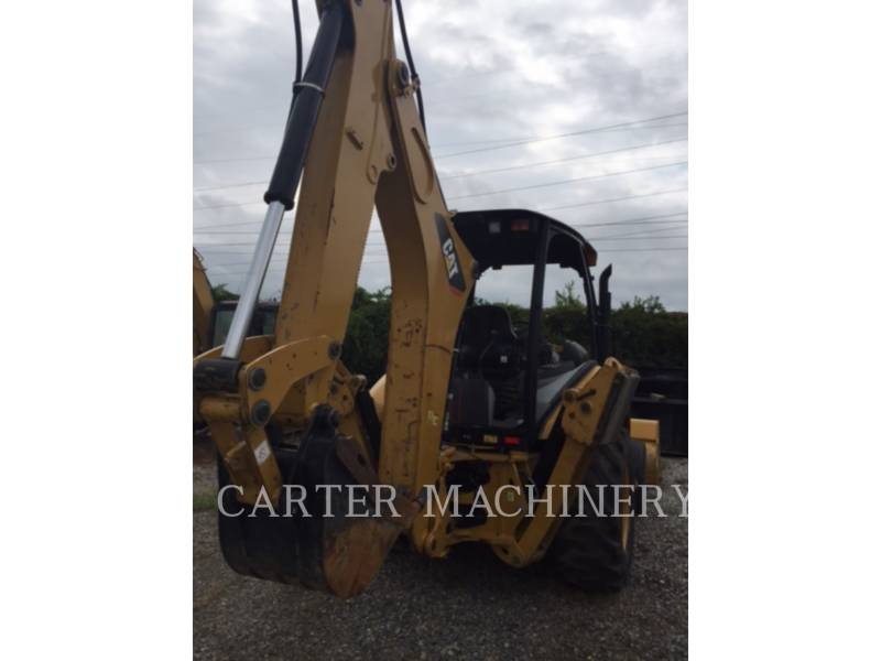 CATERPILLAR BAGGERLADER 416F CYGP equipment  photo 4
