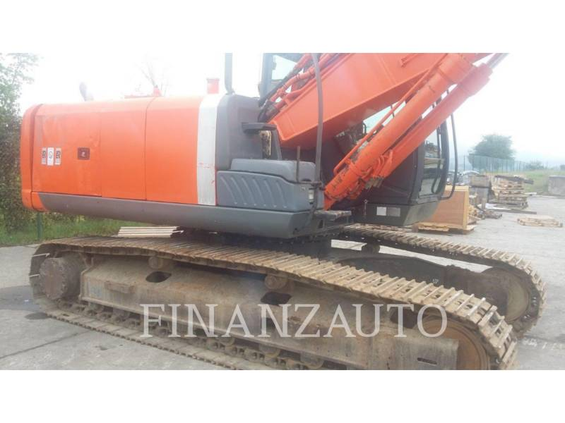 HITACHI KETTEN-HYDRAULIKBAGGER ZX210 equipment  photo 6