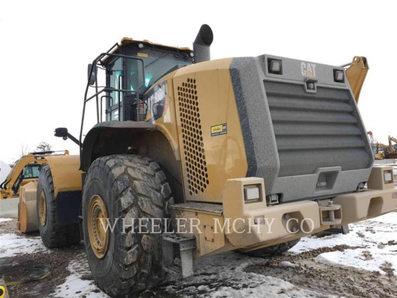 CATERPILLAR RADLADER/INDUSTRIE-RADLADER 980M AOC equipment  photo 3