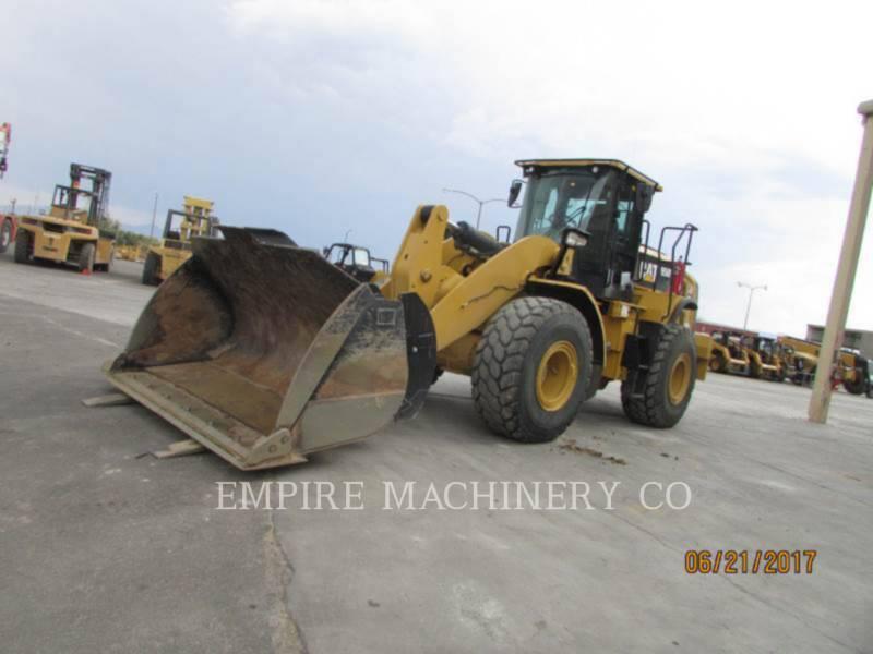 CATERPILLAR ホイール・ローダ/インテグレーテッド・ツールキャリヤ 950M FC equipment  photo 3