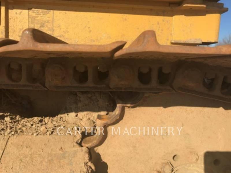 DEERE & CO. TRACK TYPE TRACTORS DER 650J equipment  photo 7