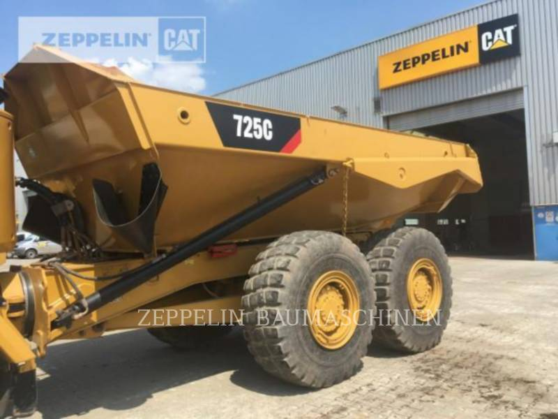 CATERPILLAR MULDENKIPPER 725C equipment  photo 7