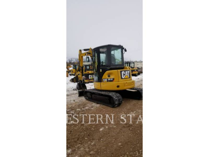 CATERPILLAR KOPARKI GĄSIENICOWE 305.5 E CR equipment  photo 3