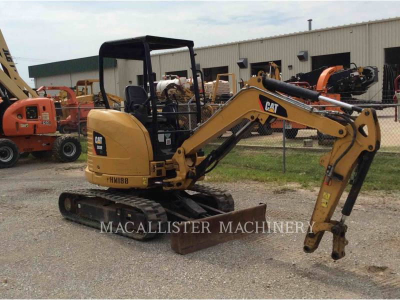 CATERPILLAR EXCAVADORAS DE CADENAS 303E equipment  photo 2