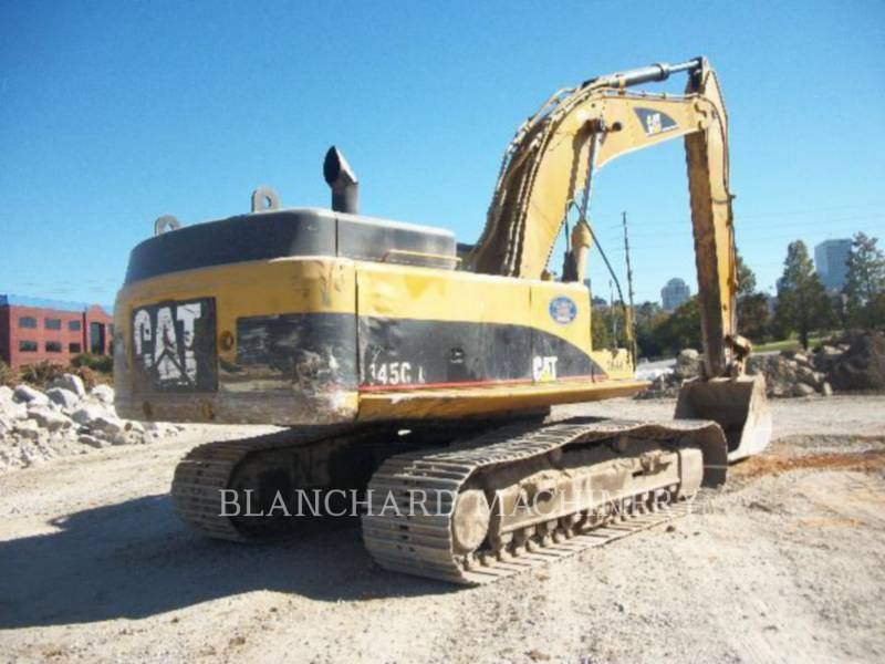 CATERPILLAR TRACK EXCAVATORS 345C equipment  photo 4